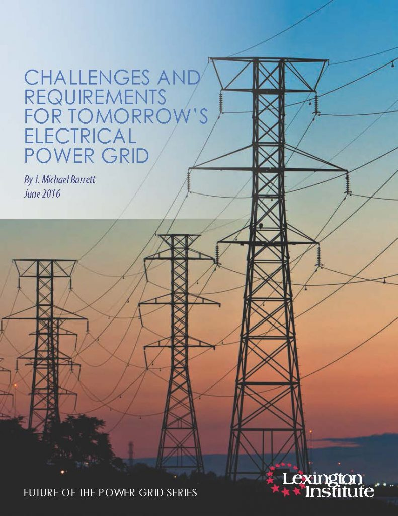 Challenges And Requirements For Tomorrow\'s Electrical Power Grid ...